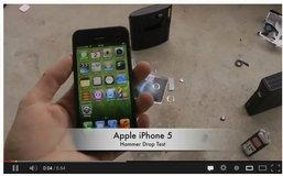 ทุบ iPhone 5 โดยค้อนปอนด์ จะเหลืออะไร?