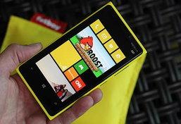"""แรงส่งท้ายปี """"Nokia Lumia 920"""" ขายเกลี้ยง 2 ชั่วโมงในจีน"""