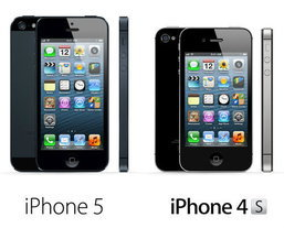 iPhone 5 ยังแรง ตามติดมาด้วย 4S