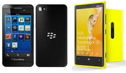วัดกันเลย BB Z10 กับ Lumia 920