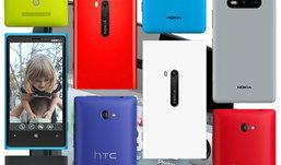 ยอดขายวินโดว์โฟน แซงหน้า iPhone แล้ว ใน 7 ประเทศ