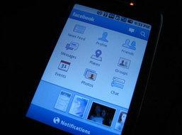 Facebook อาจเป็นหน้าแรกบน Android