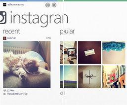 Instagram บน Windows Phone 8 มาแล้ว !