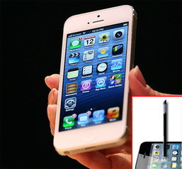 The Sun เผย iPhone 6 จะมาพร้อมปากกา Smart Stylus(ลือ)