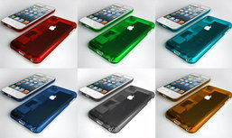 Low-Cost iPhone Concept