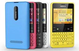 Nokia Asha 210 ท้าชน BB Q10