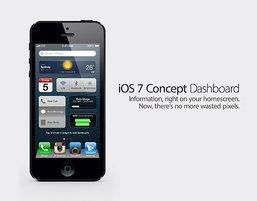 iOS 7 จะแตกต่าง และเรียบง่ายมาก