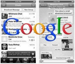Google ยื่นข้อเสนอหวังรวบ Whatsapp