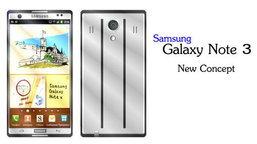 ภาพหลุด ! Galaxy Note 3 โฉมใหม่