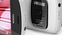 อีกรุ่นใหม่ของ Nokia ใช้กล้อง 41 ล้าน