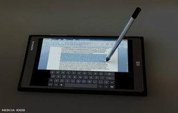 โนเกียเตรียมทำมือถือไซส์ Galaxy Note