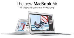 ซื้อ MacBookAir รุ่นใหม่ได้แล้ววันนี้