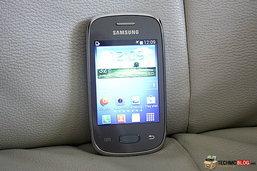 [รีวิว] Samsung Galaxy Pocket Neo มือถือรุ่นประหยัด