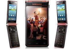 Samsung ย้อนอดีตผุดสมาร์ทโฟนฝาพับ Android