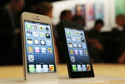 หรือ iPhone 5S จะสับขาหลอก ?