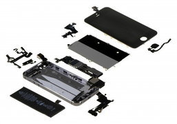 แฉ!! ต้นทุนการผลิต iPhone 5S แค่ 6,000 บาท!!