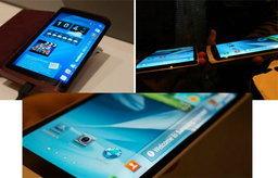 Samsung Galaxy Note 3 จะมีอีกรุ่นใช้จอ Flexible display