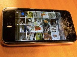 Apple แก้ปัญหา iPhone ตกแตกได้แล้ว!