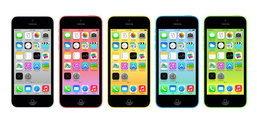 อัพเดทราคา iPhone 5C  ใหม่ล่าสุด [24-ต.ค.-56]