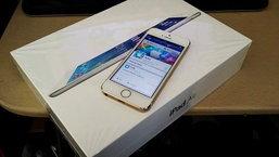 รีวิว iPad Air Tablet สายพันธุ์ 64Bit ครั้งแรกในเมืองไทย