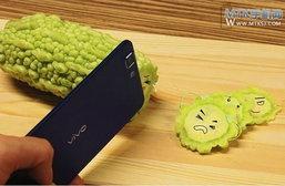 เปิดตัวภาพทีเซอร์ Vivo X3 สมาร์ทโฟนบางที่สุดในโลก ใช้เป็นมีดหั่นผัก