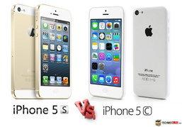 iPhone 5S Vs iPhone 5c ทั้งสเปคและราคา เหมือนและต่างกันอย่างไร อย่างไม่เป็นทางการ