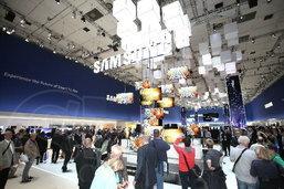 """ซัมซุงชูนวัตกรรมเปลี่ยนโลกผงาด """"งาน IFA2013"""""""