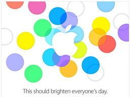 รายงานสดงานเปิดตัว iPhone 5S, iPhone 5C, iOS 7 จาก Apple เที่ยงคืนนี้!