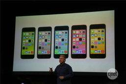 iPhone 5C จะเป็น iPhone ที่มีสีสันสวยงามหลายสี