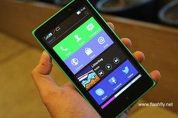 รีวิว Nokia XL หน้าจอขนาดใหญ่ 5 นิ้ว กล้องดิจิตอล 5 ล้านพิกเซล