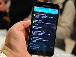 Galaxy S5 พบซอฟต์แวร์ กินพื้นที่ไปแล้วถึง 8GB