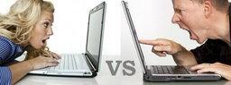 ผู้หญิงเสี่ยงภัยออนไลน์ต่ำกว่า และท่องเว็บอย่างชาญฉลาดกว่าผู้ชาย
