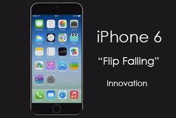 จริงหรือ? Flip Falling นวัตกรรมที่อาจกลับมาอยู่ใน iPhone 6