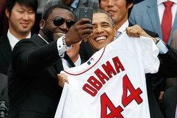 ทำเนียบขาวแสดงความไม่พอใจซัมซุง ที่นำภาพเซลฟี่ของโอบามาไปใช้โฆษณา