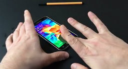 เอาแล้วไง! สแกนลายนิ้วมือบน Galaxy S5 ไม่ปลอดภัยจริง!!