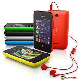 [รีวิว] Nokia Asha 230 Dual SIM สมาร์ทโฟนตัวจิ๋ว