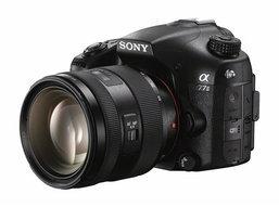 Sony เปิดตัวกล้อง SLT Alpha 77 II มาพร้อมจุดโฟกัส 79 จุด
