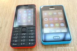 รีวิว Nokia 208 มือถือราคาสุดประหยัดเพียง 1,790 บาทใช้เป็นโมเดม 3G ได้ทุกที่