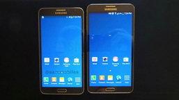 ภาพหลุด Samsung Galaxy Note 3 Neo