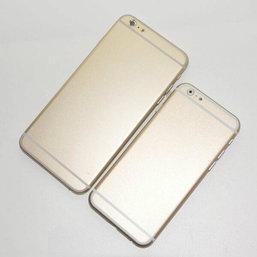 ภาพหลุด iPhone 6 ทั้งหน้าจอ 4.7 นิ้ว และ 5.5 นิ้ว แบบชัดๆ!!