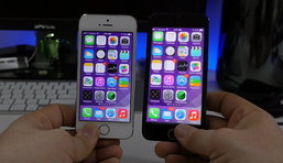 เผย!! iPhone 6 โชว์รันบนระบบปฏิบัติการ iOs7