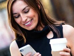 """ข่าวดี!! Starbucks เตรียมทดสอบ """"สั่งกาแฟ"""" ผ่านแอพ"""