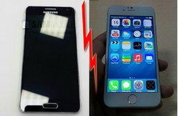 ฮุคอีกหมัดส่ง Galaxy Alpha ตัดหน้า iPhone 6
