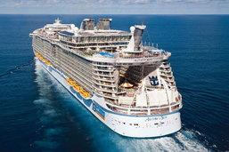 เที่ยวเรือสำราญที่ใหญ่ที่สุดในโลกด้วย Google Street view