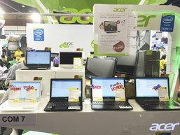 [Commart Comtech 2014] บูธ Acer จัดโปรฯ ลดกระหน่ำ