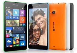 Lumia 535 สมาร์ทโฟนรุ่นแรกภายใต้แบรนด์ไมโคร