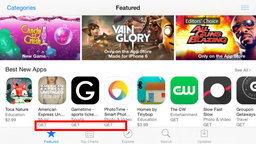 """Apple บอกลาปุ่มโหลดแอพ """"FREE"""" ใน App Store"""