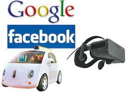 """ส่อง""""กูเกิล"""" และ """"เฟซบุ๊ก"""" ในอีก 10 ปีข้างหน้า"""