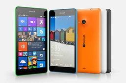 เปิดตัว Lumia 535 ในไทยอย่างเป็นทางการ สวยทั้งภายนอกและภายใน