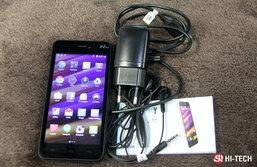 รีวิว Wiko Jimmy สมาร์ทโฟน หน้าจอ 4.5 นิ้ว กับราคาสบายกระเป๋า